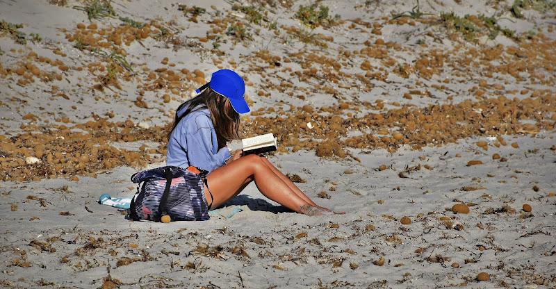 Sto leggendo...non scocciatemi! di Iky