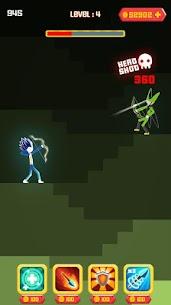 Stick Z Bow – Super Stickman Legend 2