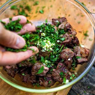 Simple Lamb Kebabs With Greek Flavors