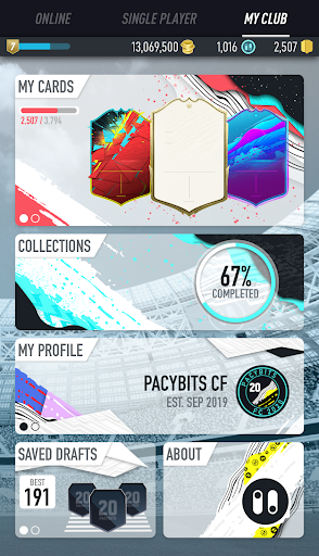 PACYBITS FUT 20 screenshot 3