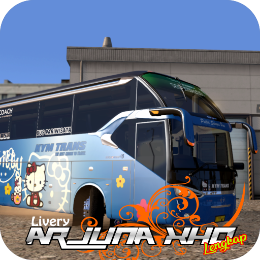 2021 Livery Bus Arjuna Xhd Complete App Download For Pc Android Latest