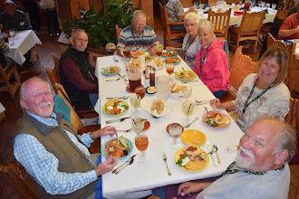 Photo: El Pinto Restaurant lunch