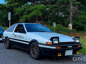 スプリンタートレノ AE86 GT-APEXのカスタム事例画像 イチDさんの2020年09月16日23:38の投稿