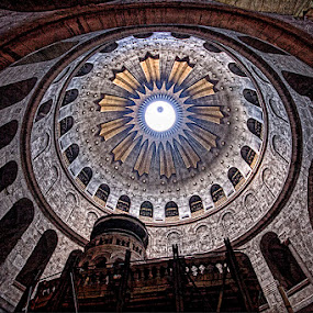 Church of the Holy Sepulchre by Harvey Horowitz - Buildings & Architecture Places of Worship