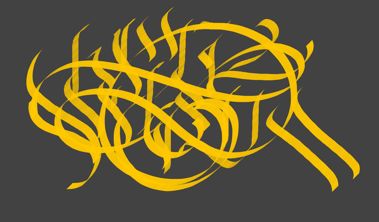 Calligrapher- screenshot