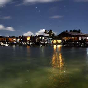 Mabul Island by Hafizi Ahmad - Buildings & Architecture Homes ( mabul island, semporna, mabul, sipadan, sabah )
