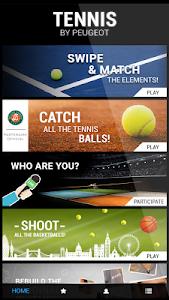 Tennis by Peugeot screenshot 2