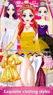 Gorgeous Princess Dressup Party - náhled