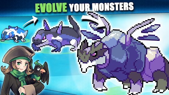 EvoCreo Mod Apk – Openworld Pocket Monster Trainer Game 3