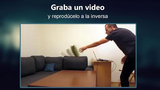 Película Invertida video magia screenshot 5