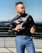 Founder of DNA Brand Architects, Sylvester Chauke.