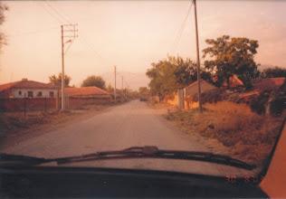 Photo: köy içi