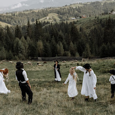 Wedding photographer Veronika Gunchak (NikaGunchak). Photo of 03.09.2018