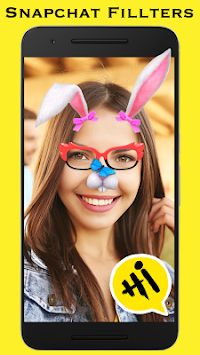 Sweet Snap Filters For Snapchat APK Latest Version Download - Free
