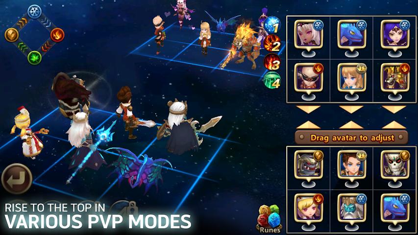 android Shards of Magic Screenshot 14