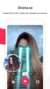 TikTok Lite Screenshot