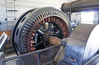 Photo: Air compressor