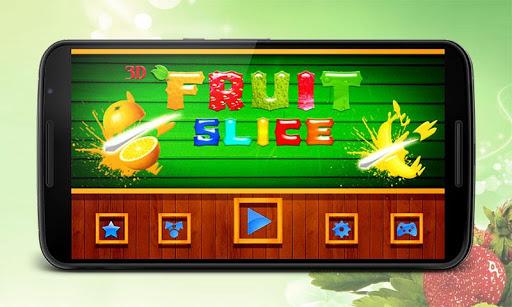 Fruit Slice 3D : Fruit Slicer