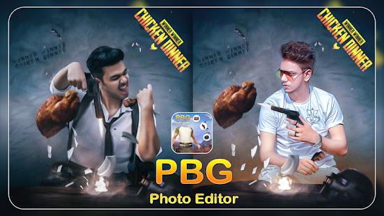 Download PBG Game Photo Editor For PC Windows and Mac apk screenshot 2