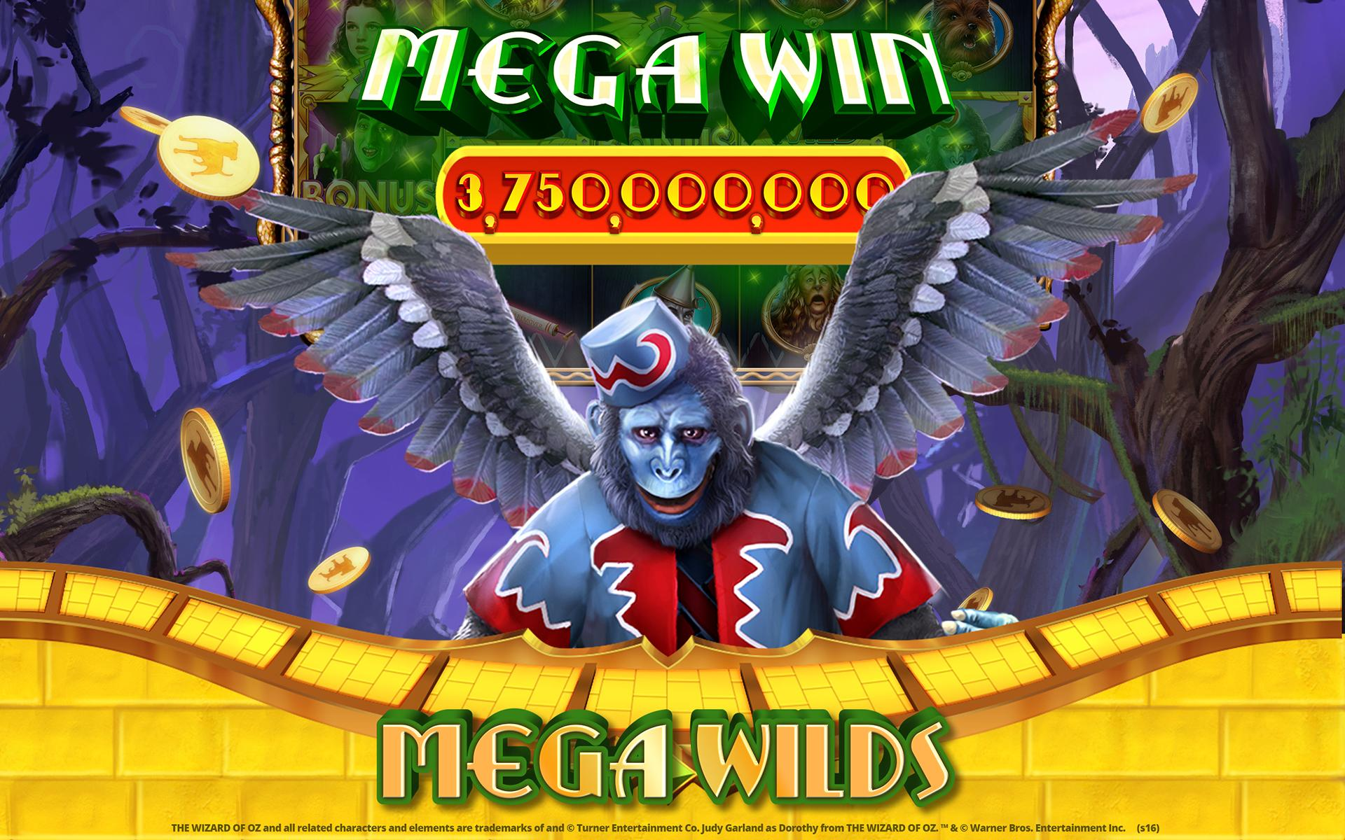 Wizard of Oz Free Slots Casino screenshot #12