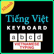 Easy Vietnamese Typing Keyboard