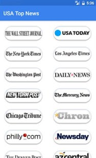 USA News Top Newspapers Android Apps On Google Play - Top newspapers in usa