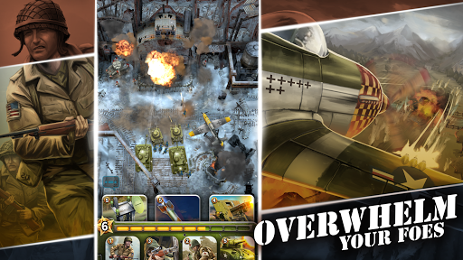 SIEGE: World War II android2mod screenshots 4