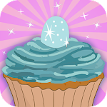 Cupcake Bake Shop Icon