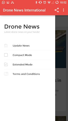無料新闻AppのDrone News International|記事Game