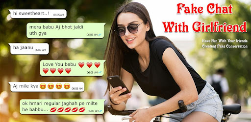 Chat fake Real Chat