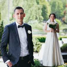 Wedding photographer Roman Sinyakov (resinyakov). Photo of 20.05.2018