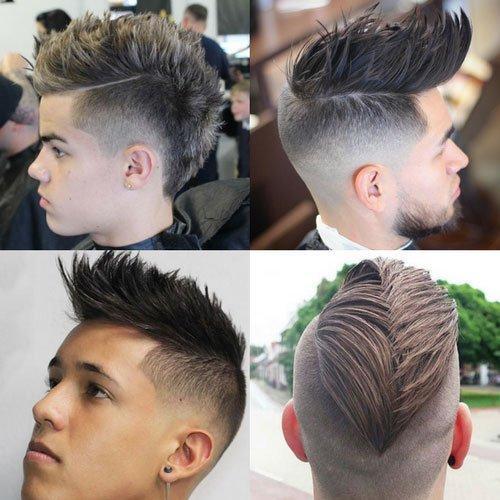 Abam macho! 7 Gaya rambut buatkan Lelaki Nampak Hensem ...
