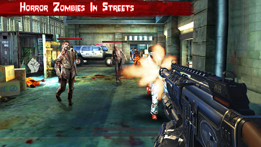 Counter Zombie Frontline Attack: FPS Shooter 3D 1.0.1 screenshots 2