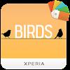 XPERIA™ Birds Theme