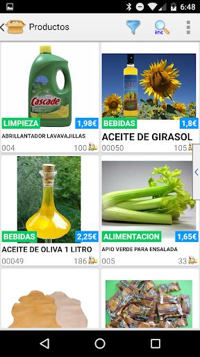 iGes: capturas de pantalla simples de facturación 6