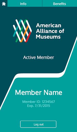 AAM Digital Membership Card