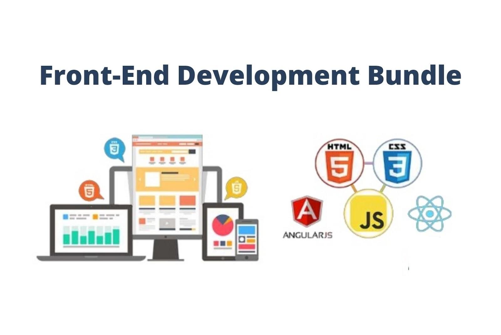 front-end development bundle