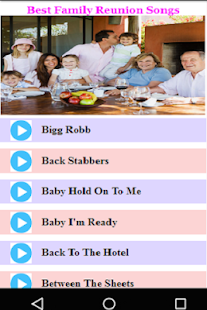Best Family Reunion Songs - náhled