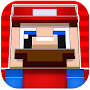 Super Hero M Craft Run APK icon