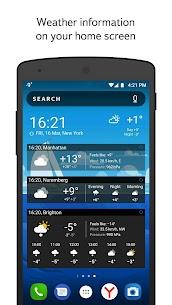Yandex.Weather 11.0 MOD APK (Unlocked) 5