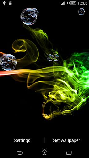 download smoke live wallpaper for pc