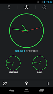 Clock JB+ 1.4.2 Android Mod + APK + Data 2