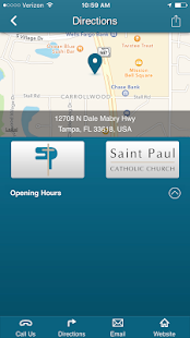 St. Paul Catholic - Tampa, FL- screenshot thumbnail
