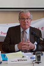 Photo: Jean-Paul Willaime, directeur d'études à l'EPHE