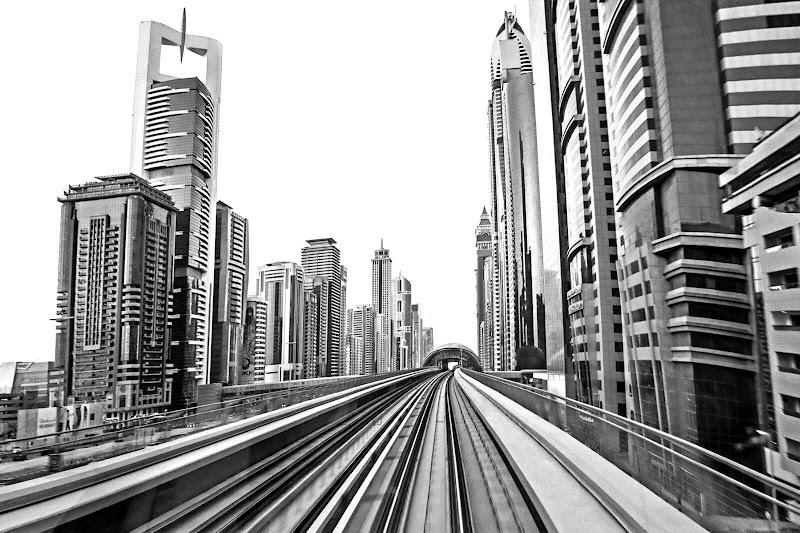 metro Dubai di zizzi