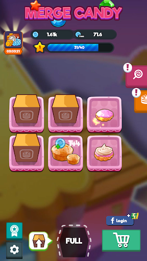 Merge Candy - screenshot
