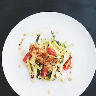 Vietnamese Green Mango Salad/ Goi Xoai