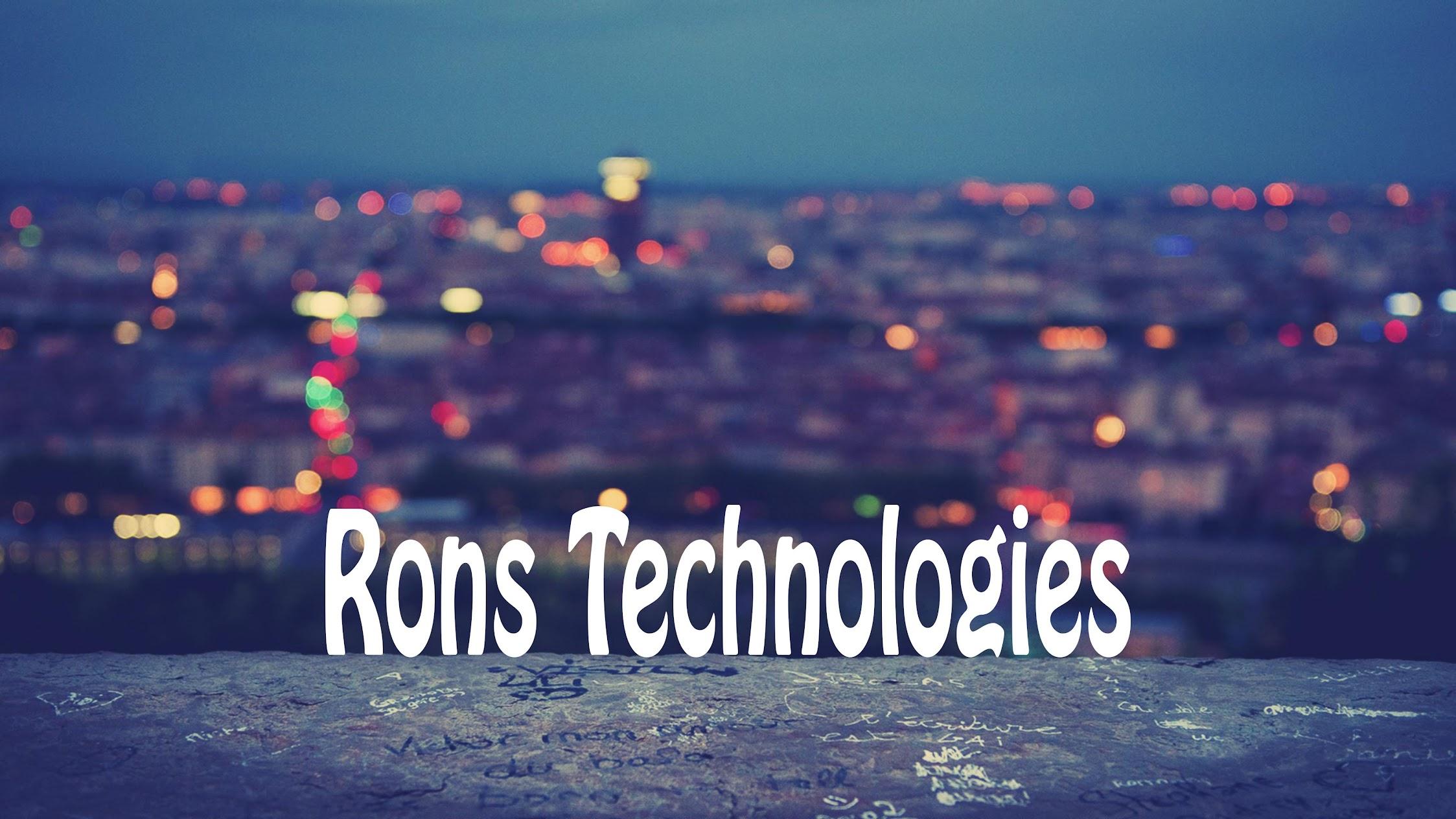 Rons Tech