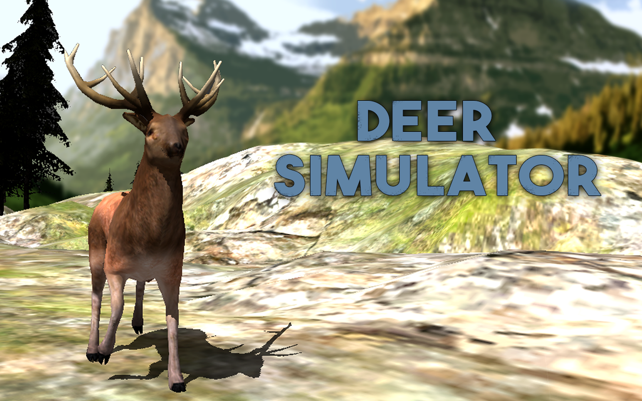 Wild deer simulator 3d android apps on google play for Simulatore 3d