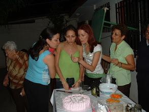 Photo: Apaga la vela... si no, el deseo no se cumple!